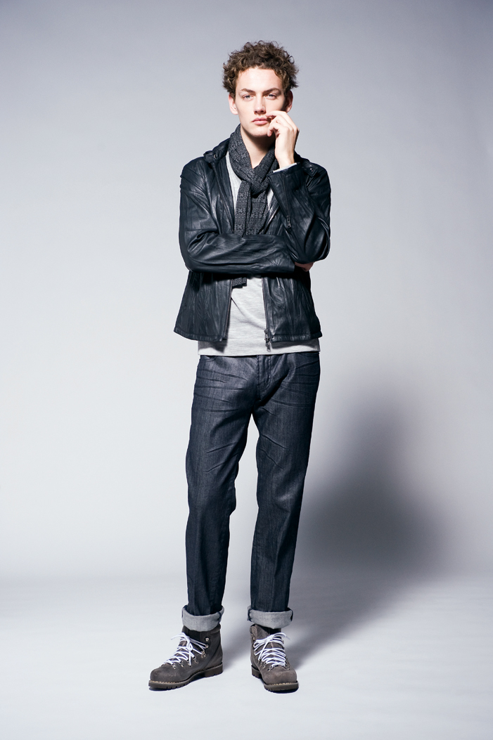 Jakob Hybholt0194_JOSEPH HOMME CASUAL 2011 Spring-Summer Collection(Official)