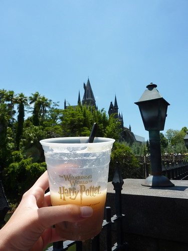 Butterbeer, yum!
