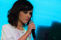 Alizée at Les Enfoirés 2011
