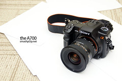 The A700