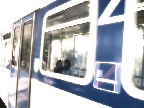 Dolazi vlak