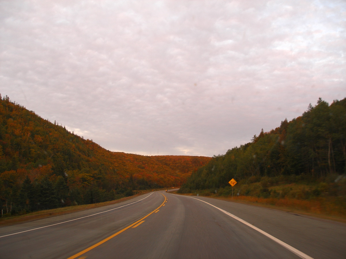 Highway to Antigonish