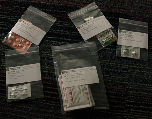 Gastroenteritis drugs