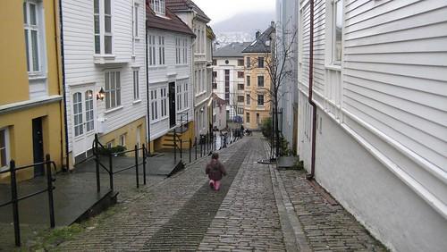 rúa e casiñas