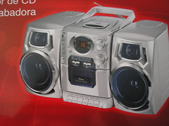 Item 22-Durabrand 3 piece Boombox (kyds915) Tags: 3 22 boombox piece item durabrand