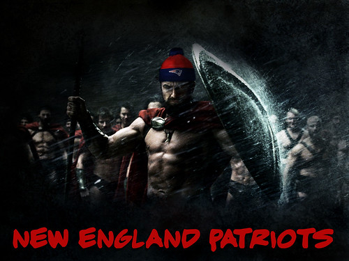 300 New England Patriots