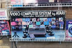 VIDEO COMPUTER SYSTEM bt ATARI (S.D.) Tags: nyc november nikon walk walkabout 2007 atari2600 18200mm a d80 nikond80 afsdxvrzoomnikkor18200mmf3556gifed nyca2z
