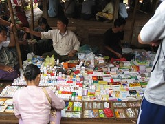 Pharmacy (Burma) (Greg Walters) Tags: work locals culture business myanmar