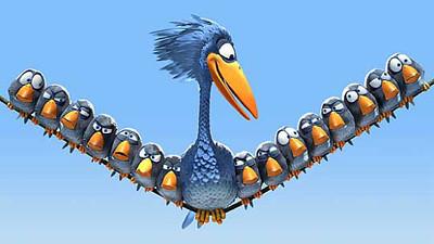 Pájaros en sueños