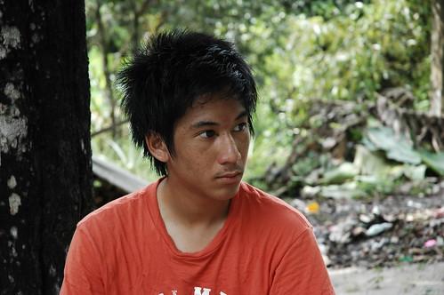 Ali (Zamir) ponders