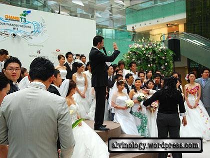 paradise wedding @ T3