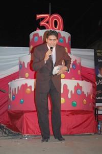 Maestro de Ceremonia -Leandro Aldana-
