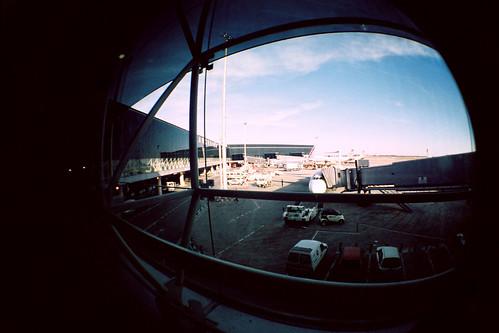 [LOMO] Aeropuerto del prat