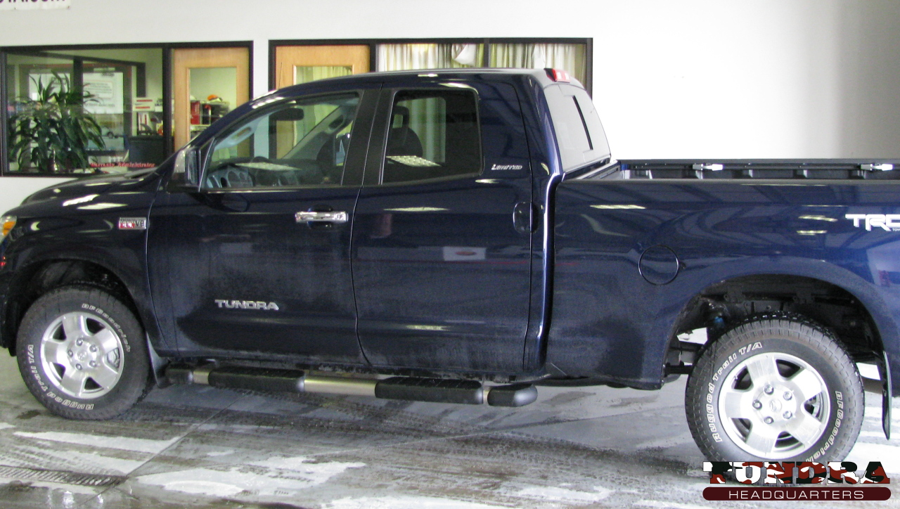 Truxxx Tundra 3 Lift Kit Review Headquarters Blog Toyota Installation Before The Install Of