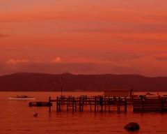 Sand Harbor Sunset, Lake Tahoe (Rajiv Ratnam) Tags: sunrise lakes tahoe beaches sandharbor