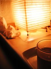 Tea & Lamp