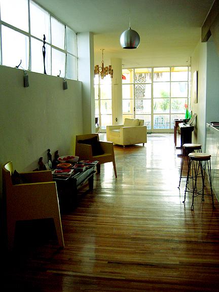 Casa Comtesse Hallway