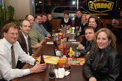 Excursionists return to Denny's 1