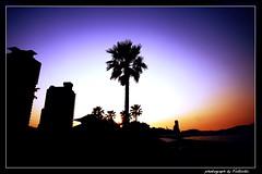 Sunset (Fukuda.) Tags: sunset sea japan canon twilight harmony fukuoka canoneos soe lifeisbeautiful allinone fpc allyouneedislove blueribbonwinner aplusphoto diamondclassphotographer globalvillage2 theunforgettablepictures mykindofpicturegallery bekindtootherpeople