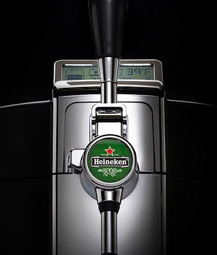 Beertender from Heineken