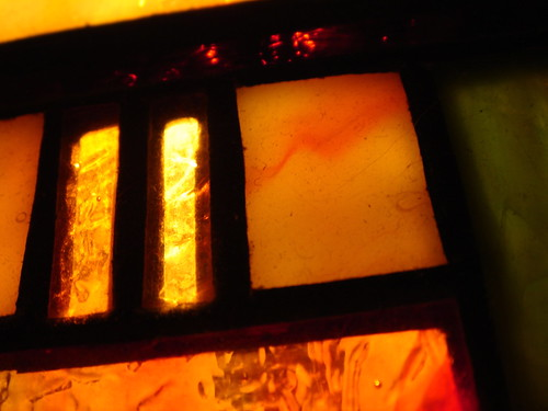 Tiffany Lamp Macro