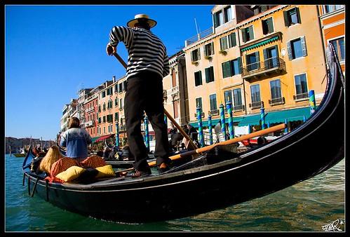 Gondola por Stoper.
