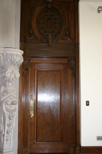 Detail - Gold Room Door