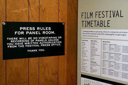 Press rules