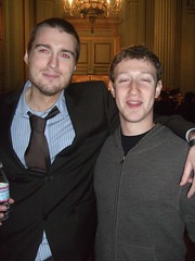 mark zuckerberg and pete cashmore