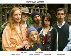 Madison Davenport with cast of Humboldt County