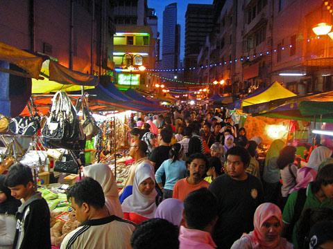 Little India Market, Kuala Lumpur