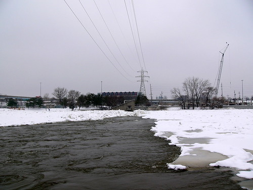 Grand River, February 3 2008 by John Winkelman, on Flickr