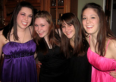freshman year we called ourselves the Fab Four (ohmann alianne) Tags: 3 laura lo bee ali deirdre dee brigid fab4 leesh sadies