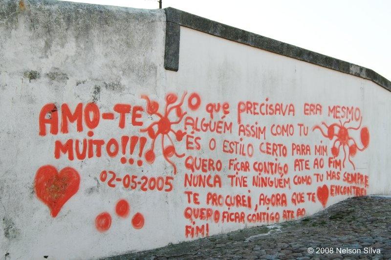 Love Graffiti, Porto