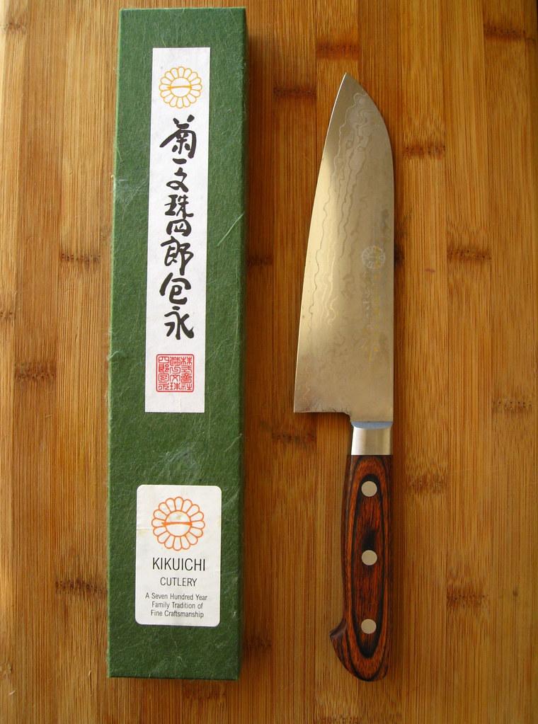 kikuichi knife