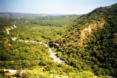 Cerro Uritorco en verano