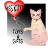 Miss Kitty Logo (faith goble) Tags: pink art illustration digital cat advertising logo graphicdesign artist photographer graphic bluegrass drawing kentucky ky faith balloon creativecommons poet writer illustrator vector adobeillustrator bowlinggreenky goble bowllinggreen faithgoble grafixer ccbyfaithgoble gographix faithgobleart