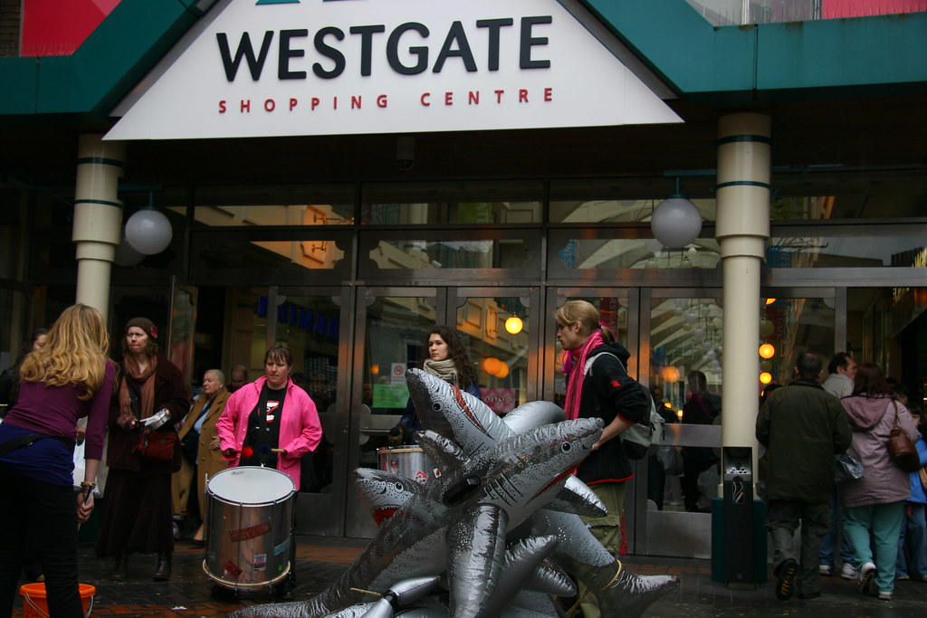 Samba Outside Westgate