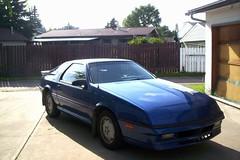 1988 Dodge Daytona Shelby Z (blondygirl) Tags: 1988 turbo dodge daytona dodgedaytona shelbyz turbododge dodgedaytonashelbyz daytonashelbyz 1000ormoreviews