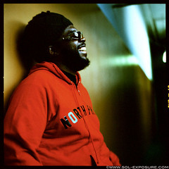 The Roots (sol exposure) Tags: philadelphia fuji pennsylvania hasselblad velvia hiphop pushed thestudio okayplayer uestlove 100iso theroots 503cw risingdown hasselblad503cw 042908 wwwokayplayercom