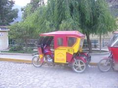 Ollantaytambo taxi