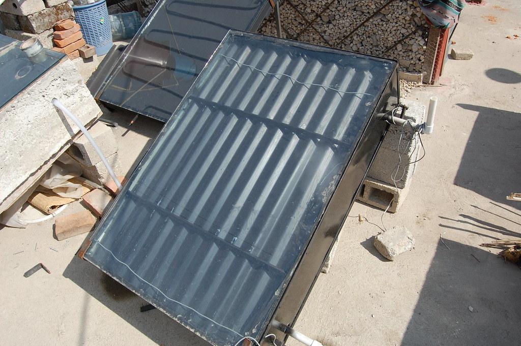 UC Berkeley Redesign of Solar Water Heater