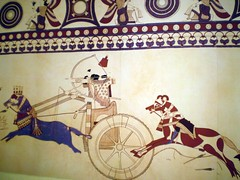 Mesopotamian art /     (mitko_denev) Tags: paris france art museum ancient louvre mesopotamia neareast  lalouvre