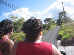 Jeep Tours on St. Lucia
