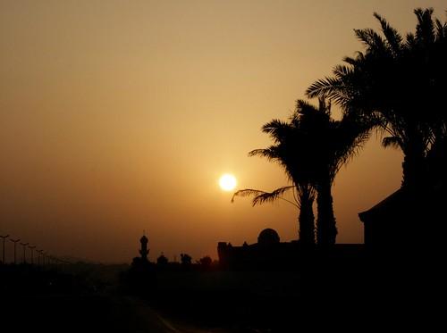 One Afternoon in Saudi Arabia