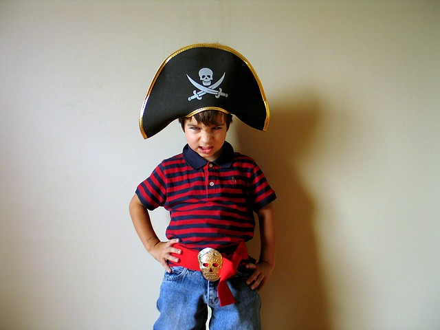 Stanislav, the pirate