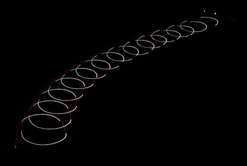 Offset spiral