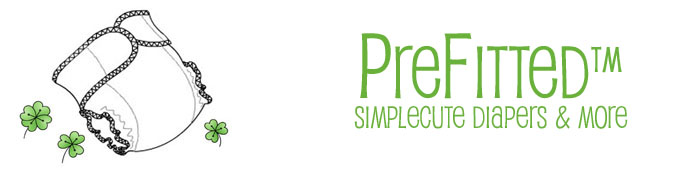PreFitted™ Cloth Diapers