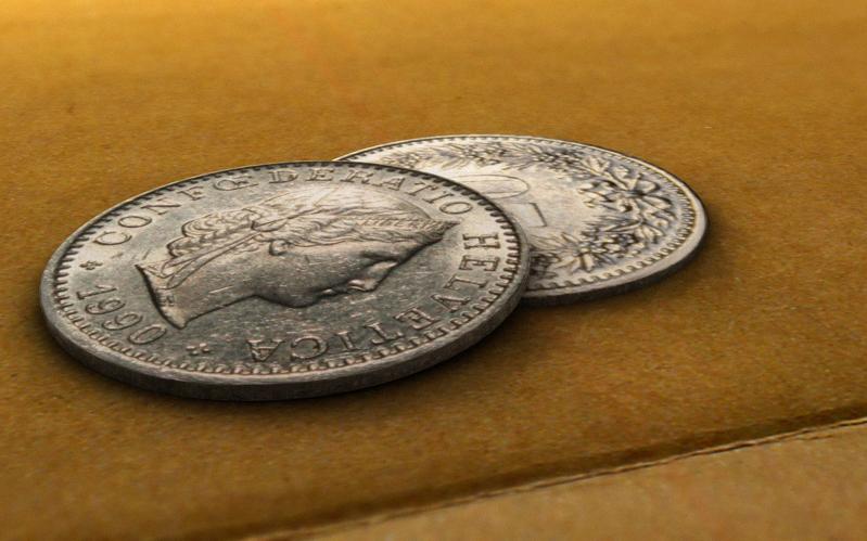 münzen 3d