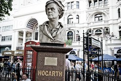 Hogarth, Leicester Square